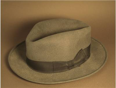 Brown Old Hat